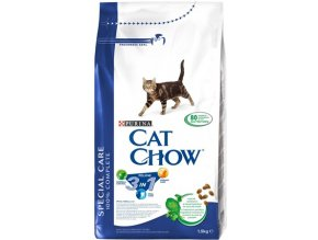 Purina Cat Chow Special care 3 IN 1, 1,5 kg