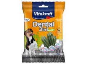 Vitakraft Dental 3in1 XS fresh