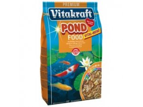 vitakraft pond food vital menu 1l