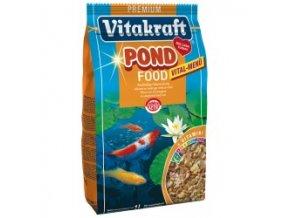 vitakraft pond food vital menu 1l