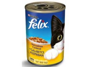 FELIX kuře v želé 400 g