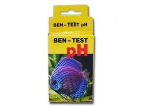 Ben test pH