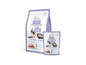 Brit care Lilli sensitive 2 kg