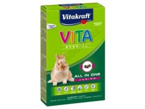 VITA Special All In One Junior králík 600 g