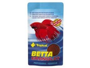 Tropical BETTA granulát 10 g