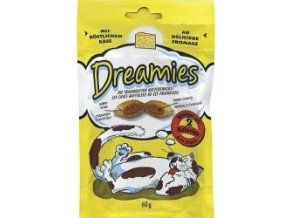 Dreamies sýr 60g