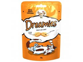 Dreamies kuře 60g