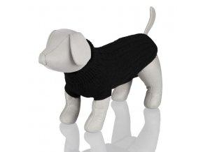 TRIXIE Černý svetr King of Dogs