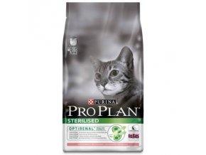 Pro Plan Cat Sterilised losos 10kg