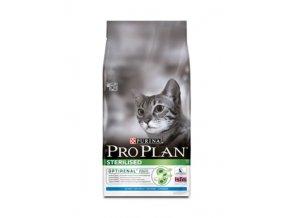 Pro Plan Cat Sterilised králík 10kg