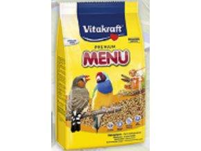vitakraft premium menu exot 500 g