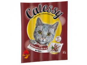 Catessy Sticks kachnou 5ks,25g