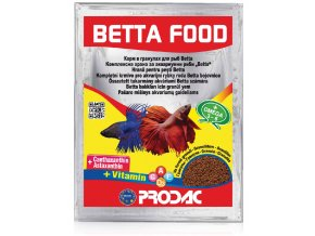 Prodac Betta Food, 12g sáček
