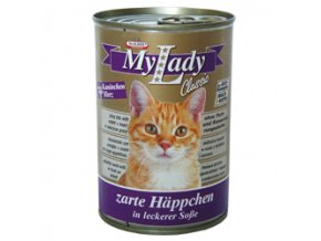 MyLady kočka králík + srdce 415g