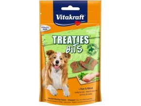 Vitakraft Dog Treaties krůtí s mátou 120g