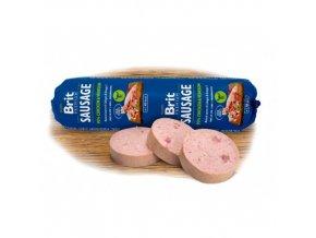 Brit Sausage 800g kuře+zvěřina