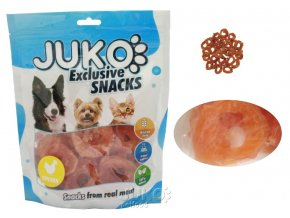 Snack Chicken SOFT Ring 250g