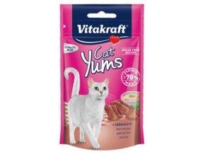 Cat Yums játra