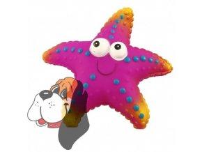 Hračka vinyl mořská hvězda 12cm