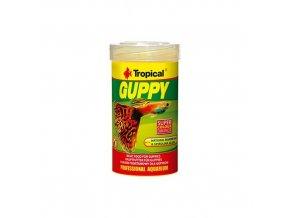 Tropical Guppy 100ml vločky