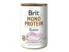 Brit Mono Protein 400g Rabbit