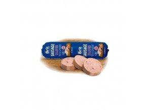Brit Sausage 800g kuře+ryba