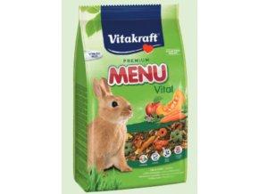 Menu Vital králík