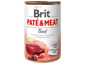 Brit Paté Meat Beef 400g