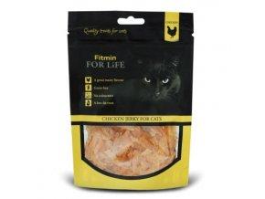 FFL dog&cat treat chicken jerky 70g