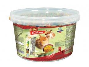 Vitapol karma králík 2 kg kyblík
