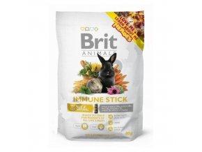Brit animals immune stick 80g pamlsek pro hlodavce