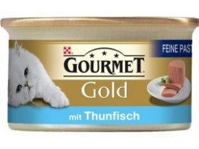 Gourmet paštika s tuňákem 85g