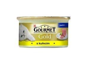 Gourmet paštika gold s kuřecím