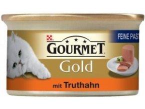 Gourmet paštika gold s krůtou