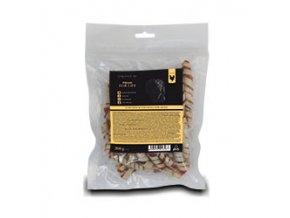 FFL dog treat chicken & cod roll 200g