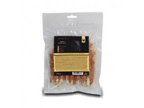 FFL dog treat chicken with rawhide stick 200g