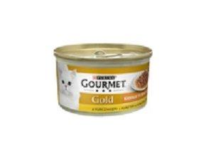 Gormet gold kuře ve šťávě