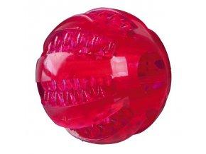 HRAČKA DENTA míč termoplast