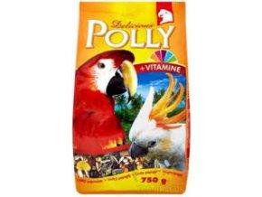 Polly Papagei velký papoušek 750g