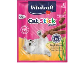 Cat stick kuře mini 3 x 6 g