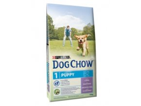 Dog Chow puppy jehněčí 14 kg