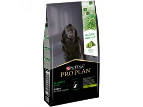 Pro Plan Medium + Large puppy balanced start jěhněčí