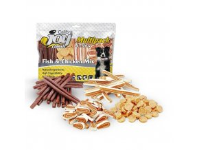 Calibra Joy Dog Multipack 4x70g Fish Chicken Mix