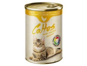Cattos Cat with Chicken 415g