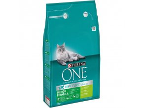 Purina One Indoor s krůtou