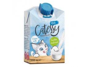Mléko pro kočky Catessy 200 ml