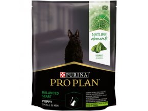 PRO PLAN SMALL & MINI PUPPY BALANCED START jehněčí 700g