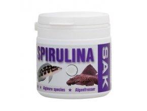 SAK Spirulina granule, 75g (150ml)