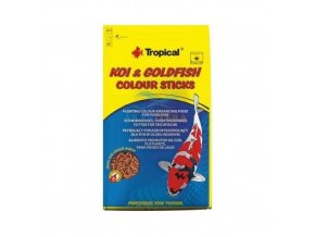 Tropical Koi Goldfish colour sticks 1l