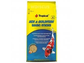 Tropical Koi Goldfish bazic sticks 1l